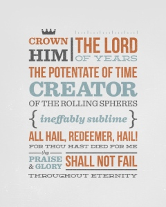 crown him image