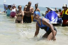 Diana Nyad, Photograph by J. Pat Carter, AP