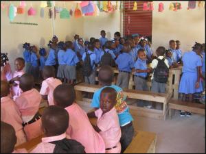 Haiti Classroom