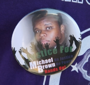Justice For Michael Brown(Photo : Scott Olson/Getty Images)