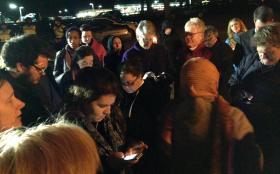 Vigil for Kelly