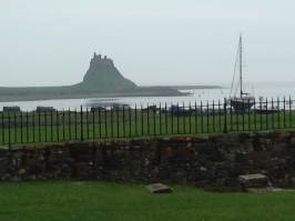 Photo by Jody: Lindinsfarne