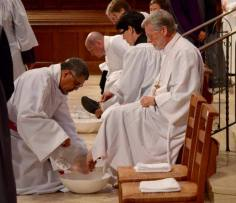 2016 footwashing