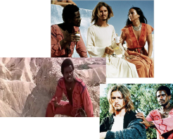 Judas collage