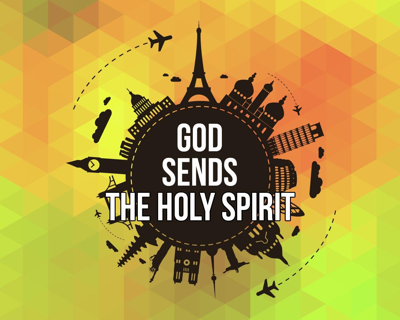 god-sends-the-holy-spirit