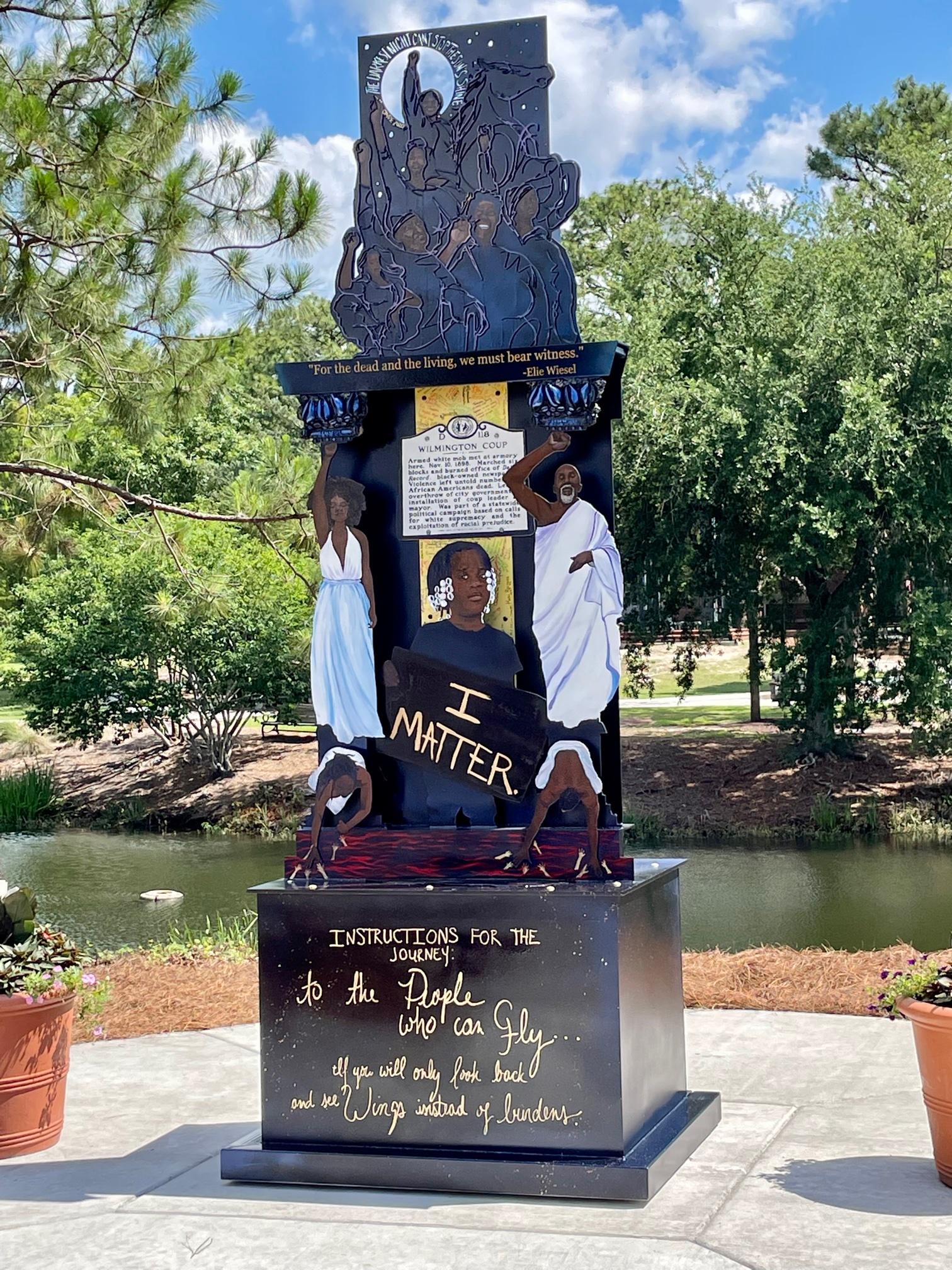 UNCW 1989 Sculpture