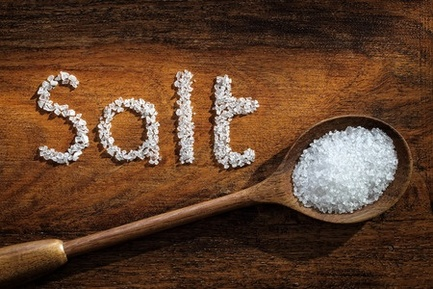 salt that transforms