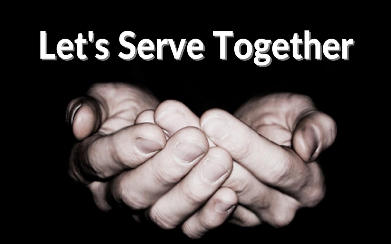 serve together